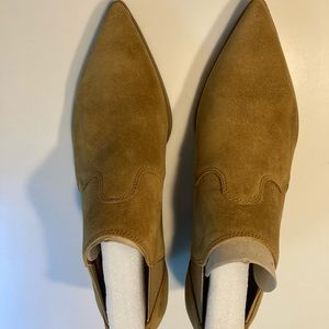 Nine West Suede Boots, NWT